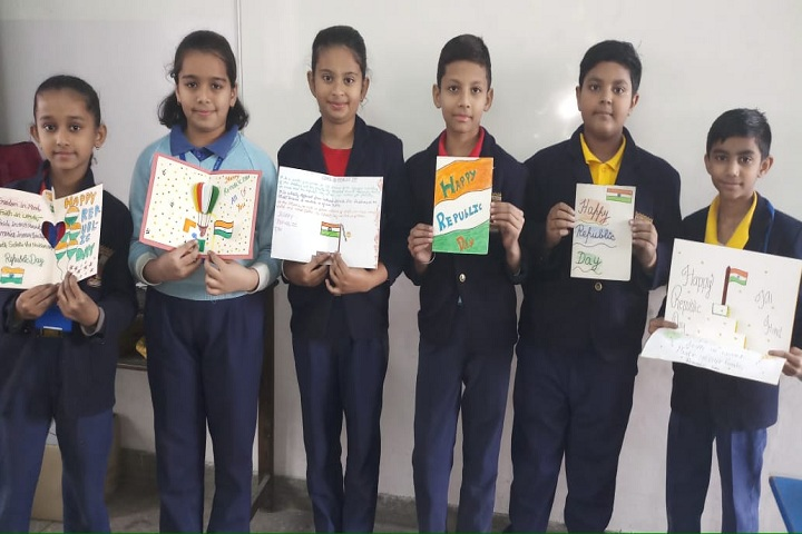 General Rajs Public School-Republic day