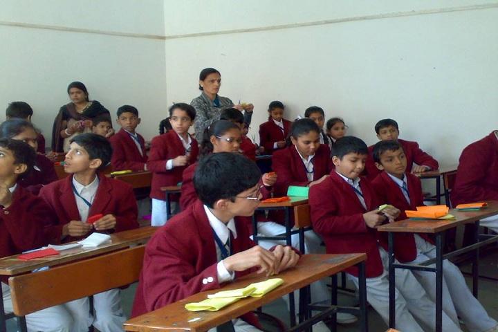 Glorious Public School-Classroom