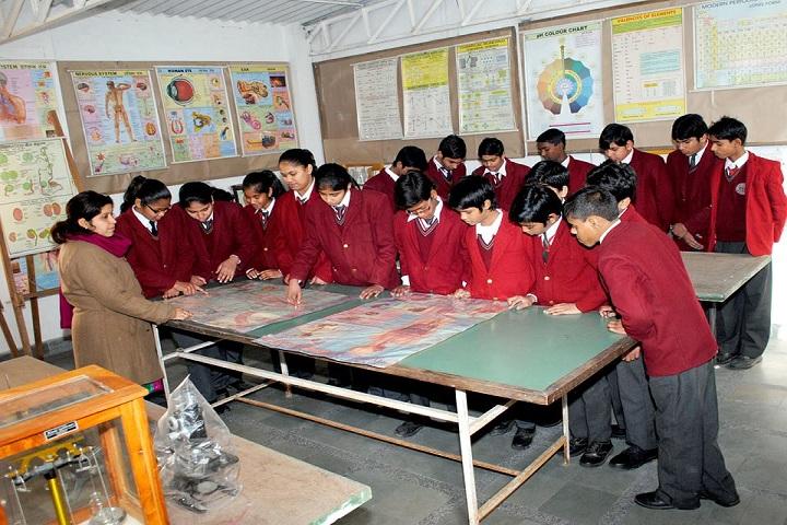 Glorious Public School-Laboratory