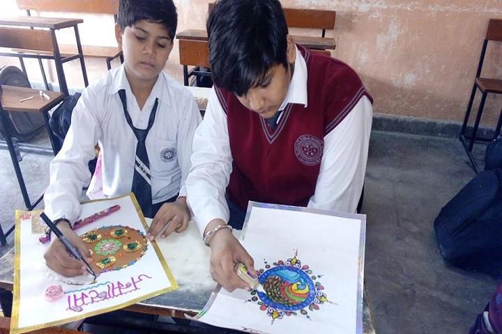 Glorious Public School-Activity1