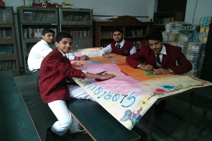 Glorious Public School-Activity3