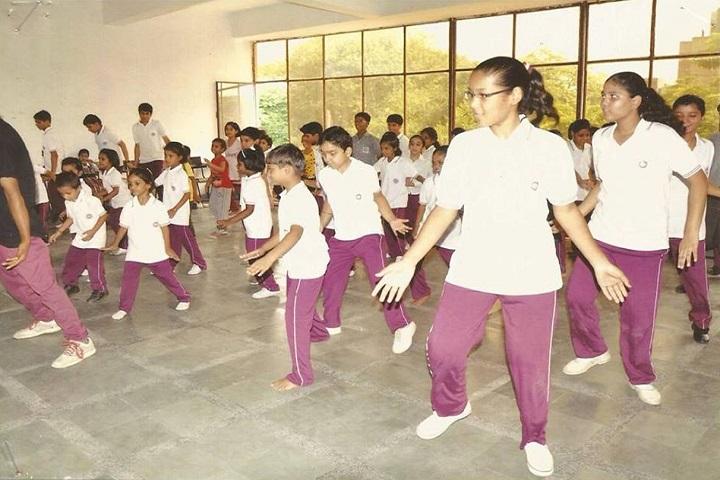 Glorious Public School-Dance Room