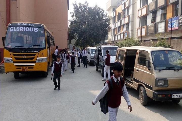 Glorious Public School-Transport