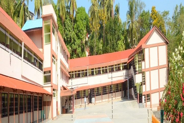 Carmel Senior Secondary School-School View
