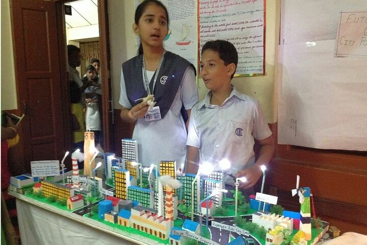 Carmel Senior Secondary School-Science Exhibition