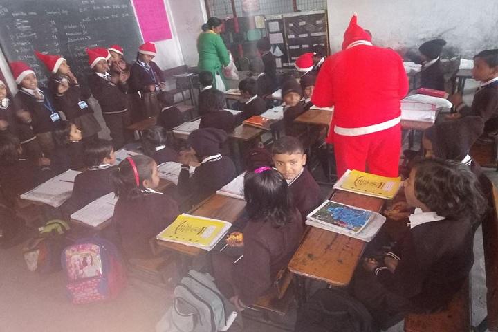 Good Luck Public School-Classroom