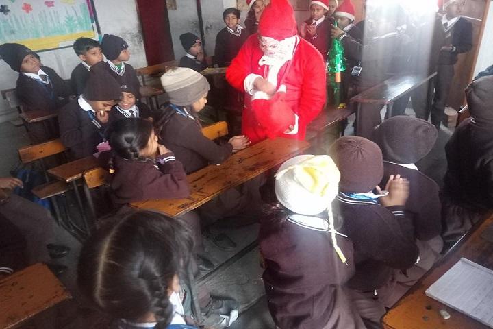 Good Luck Public School-Christmas Celebrations