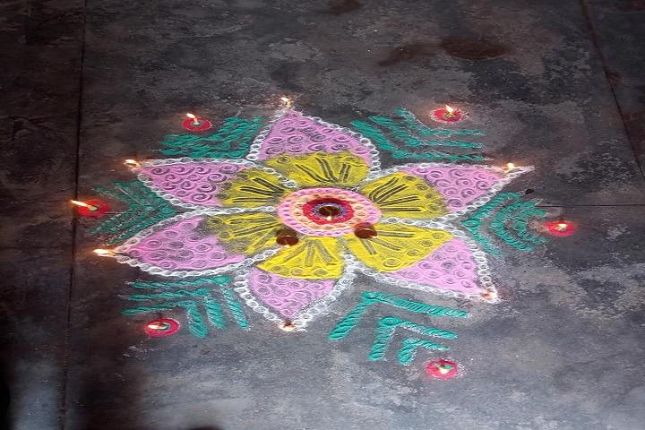 Good Luck Public School-Diwali Celebrations