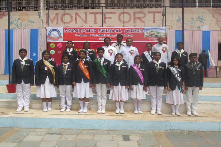 Montfort School-Council Members