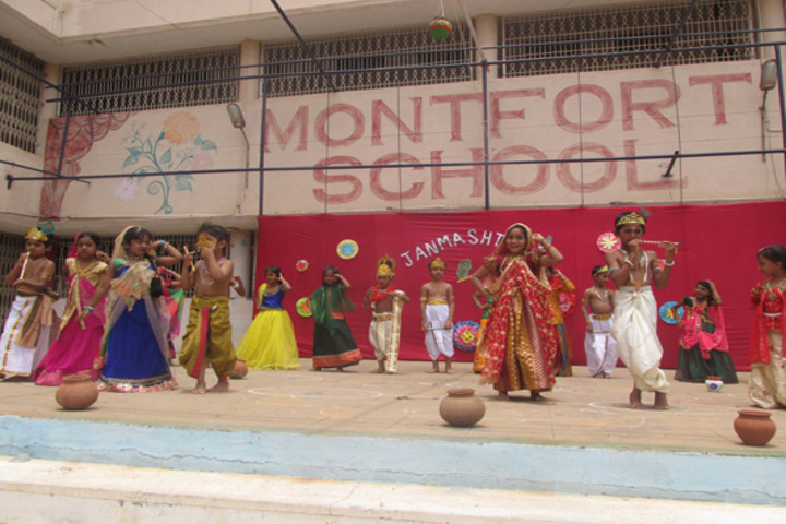 Montfort School-Festival Celebrations