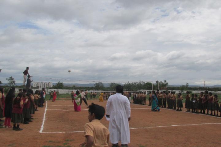 Montfort School-Sports Meet
