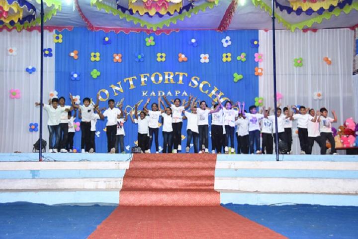 Montfort School-Events