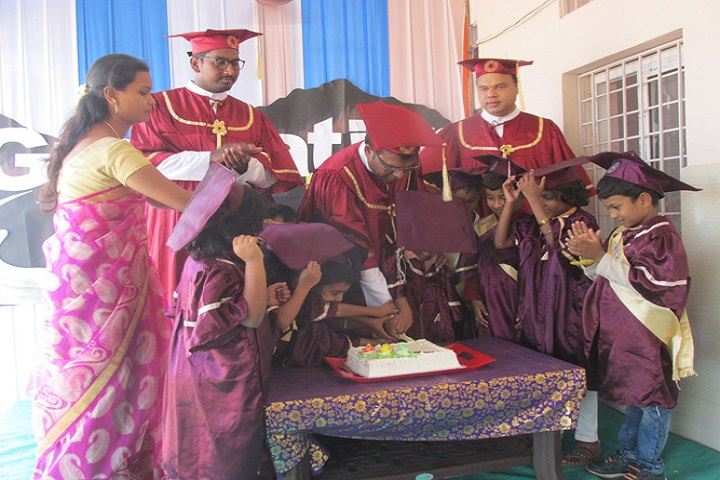Montfort School-Graduation Day
