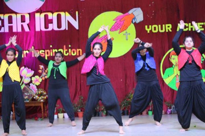 N St Mathews Public School-Dance