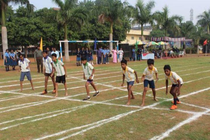 N St Mathews Public School-Sports