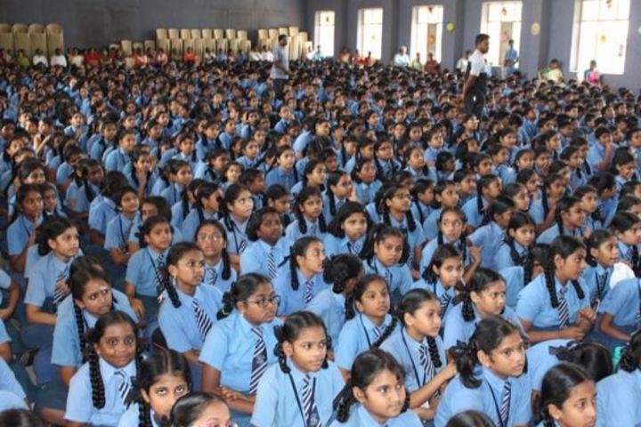 N St Mathews Public School-Students