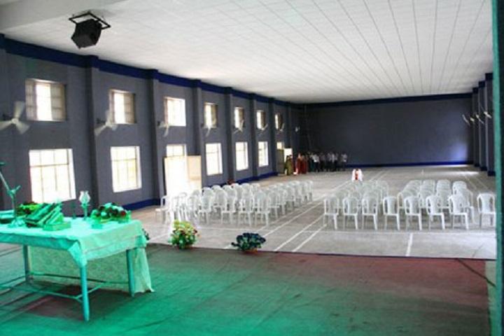 N St Mathews Public School-Auditorium