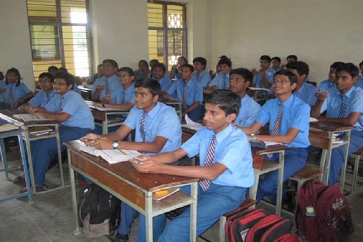 N St Mathews Public School-Classroom
