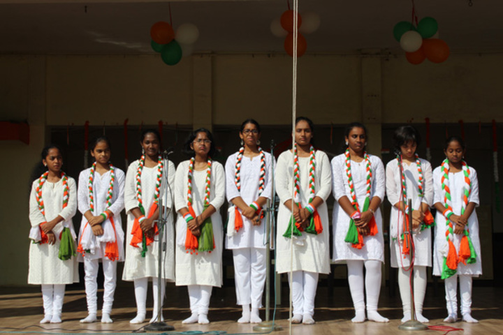 N St Mathew S Public School-Independence Day