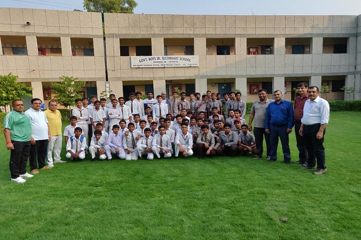 Government Boys Senior Secondary School-School Trip