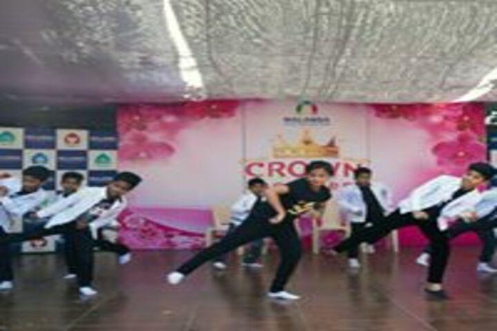 Nalanda Vidyaniketan-Dance