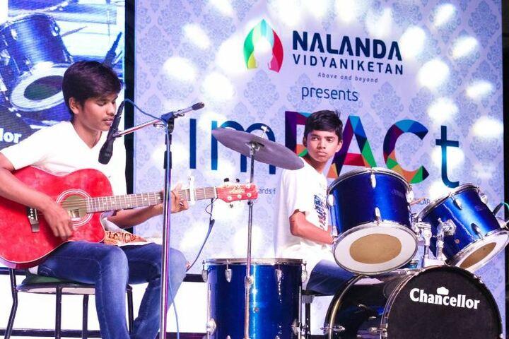 Nalanda Vidyaniketan-Music