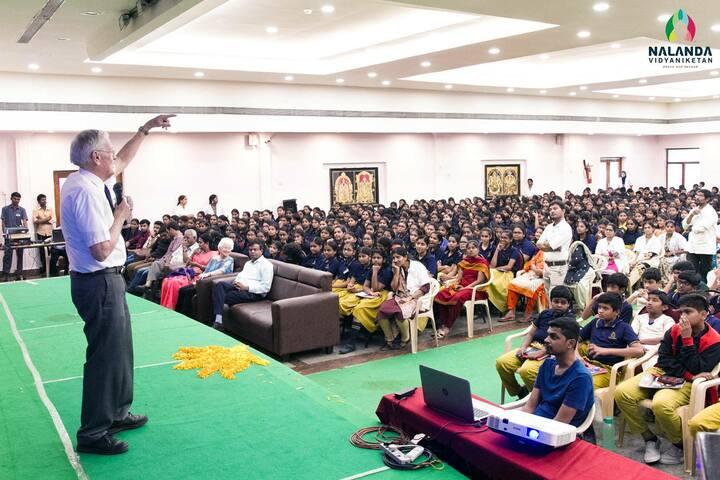 Nalanda Vidyaniketan-Training Program