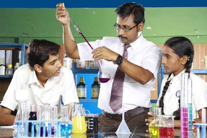 Nandi Academy-Chemistry Lab