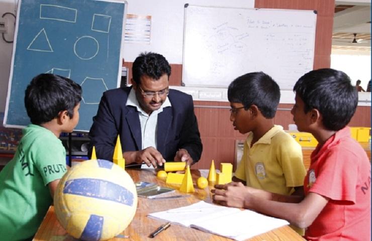 Nandi Academy-Mathematics Lab