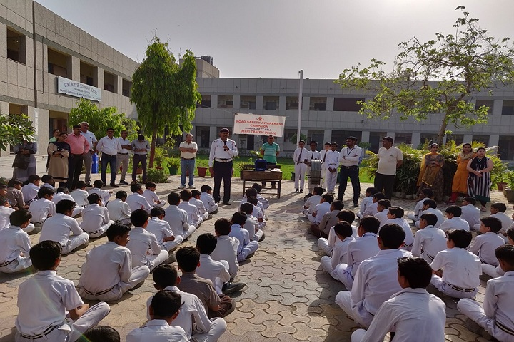 Government Boys Senior Secondary School-School View