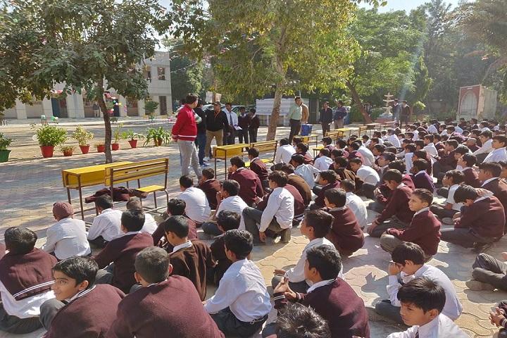 Government Boys Senior Secondary School-Seminar