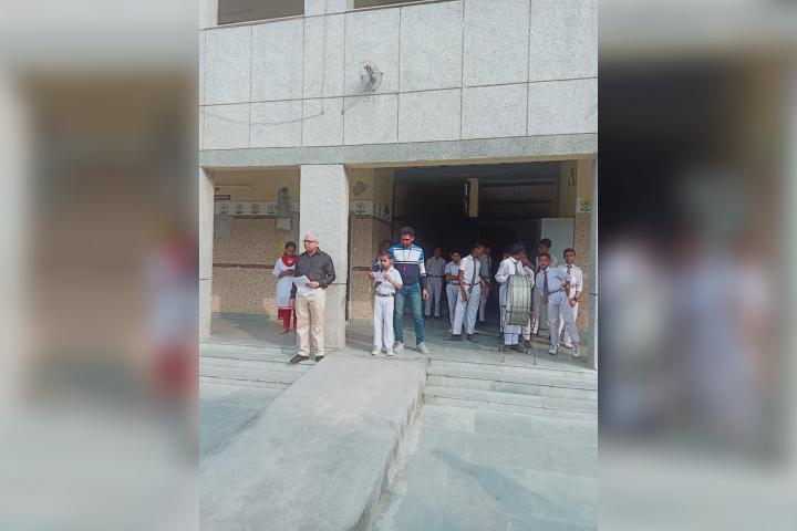 Government Boys Senior Secondary School- Event