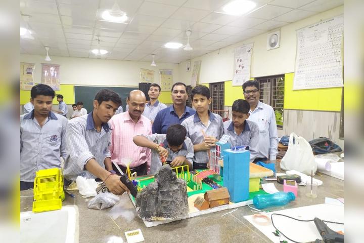 Science Exhibition Activity