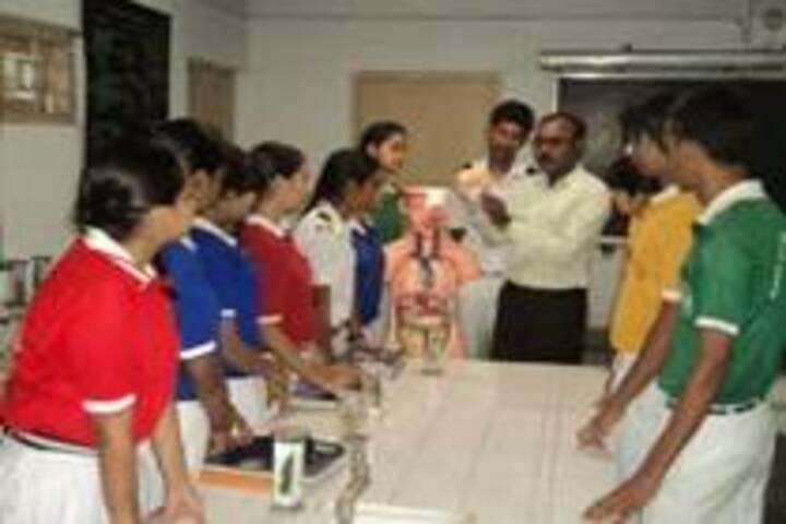 Navy Children School-Biology Lab