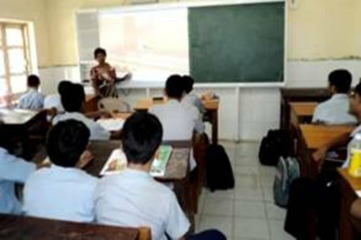 Navy Children School-Classroom