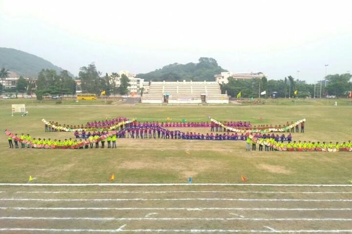 Navy Children School-Play Ground