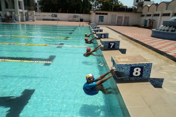 Navy Children School-Swimming Pool