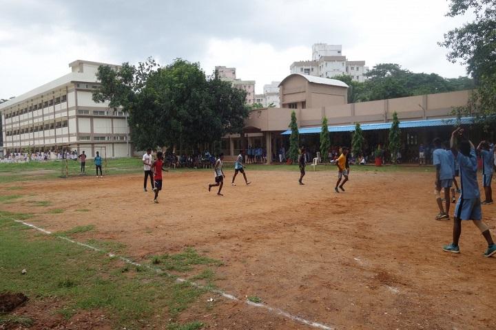 Navy Children School-Sports