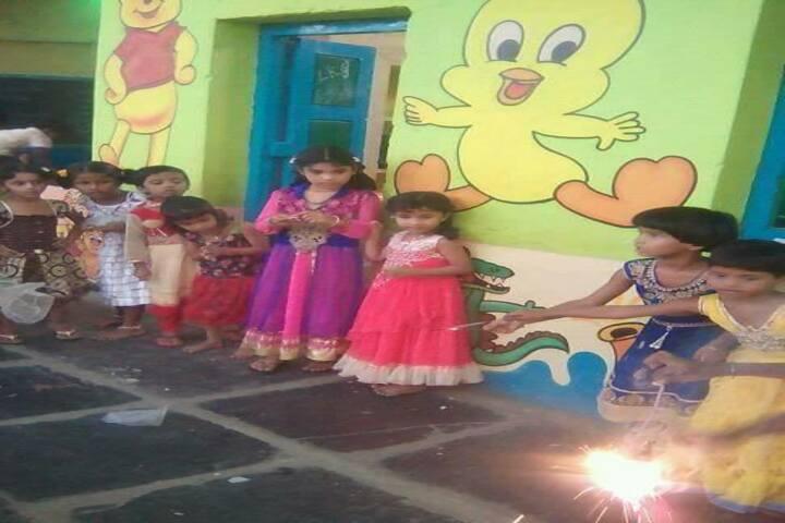 Nehru High School-Festival Celebrations
