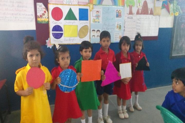 Neo School Aizza-Activity