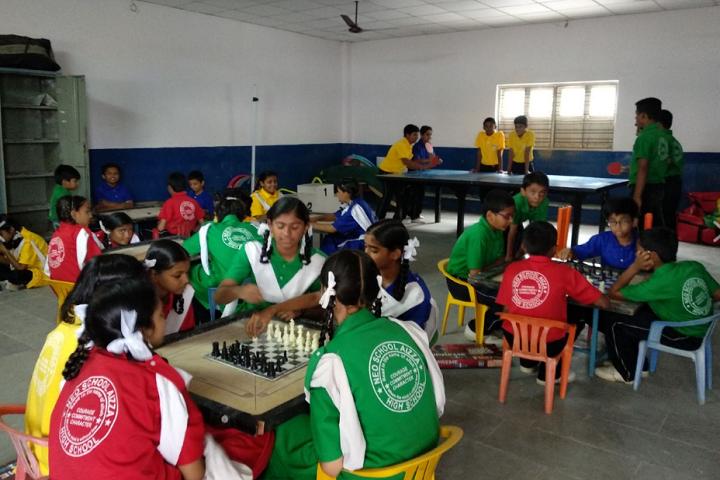 Neo School Aizza-Indoor Games