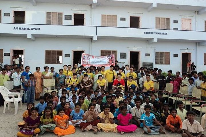 Needy Illiterate Children Education-Event