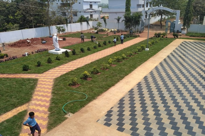 Needy Illiterate Children Education-Garden