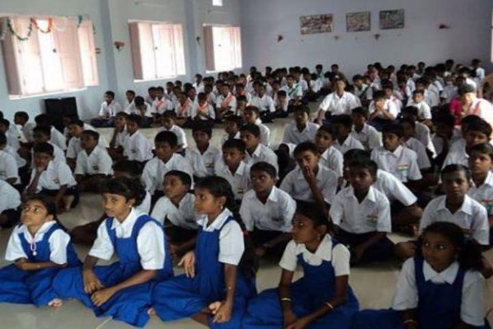 Needy Illiterate Children Education-Students