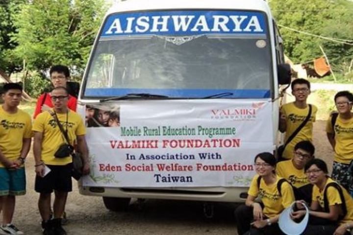 Needy Illiterate Children Education-Transport