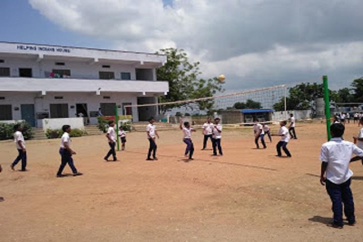 Needy Illiterate Children Education-Sports