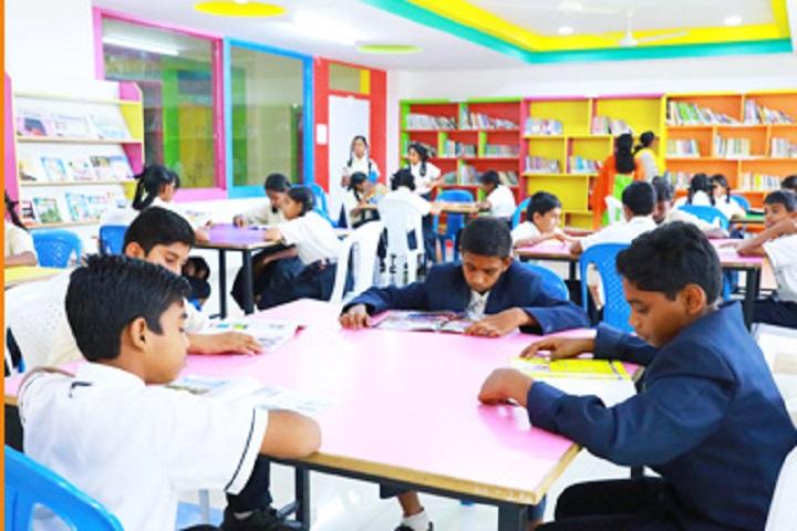 Oak Valley School-Library