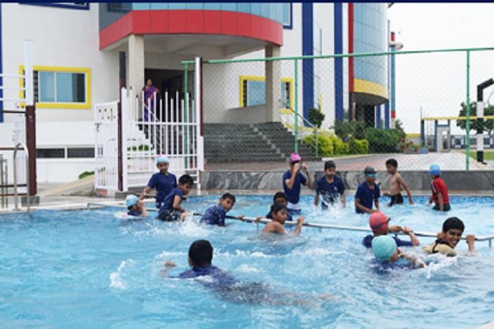 Oak Valley School-Swimming pool