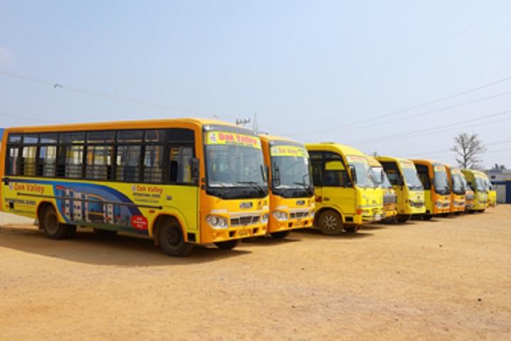 Oak Valley School-Transport
