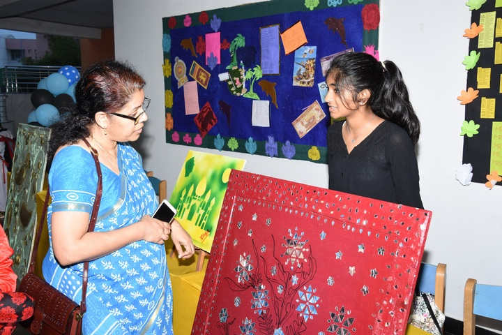 Oakridge International School-Art and Craft